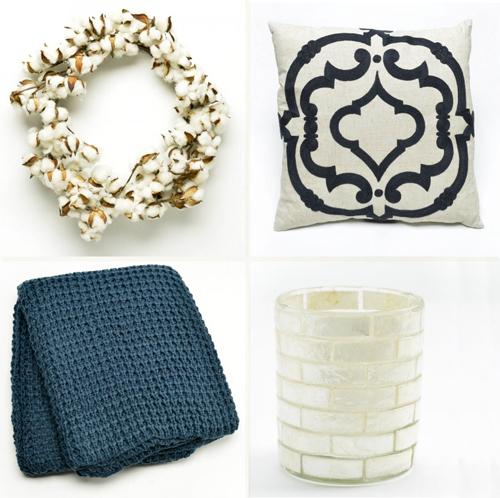 linen and boxwoods throw pillow votive wreath