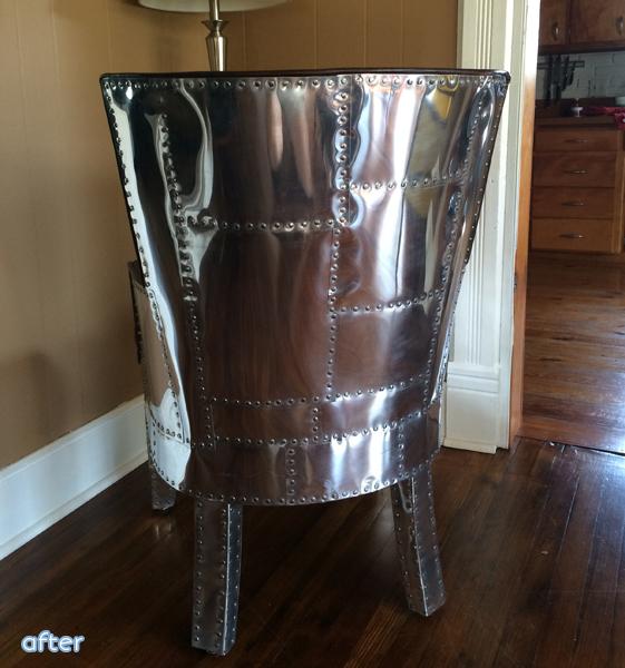 Aluminum - Chair - Makeover | betterafter.net