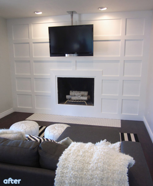 fireplace_wall_makeover
