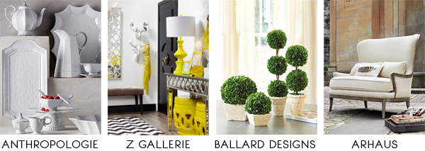 free home decor catalogsfree home decor catalogs anthropologie z gallerie ballard - Home Decor Photos Free