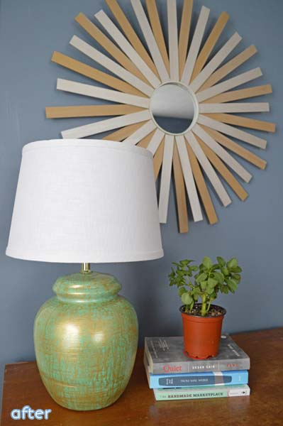 Two Lamps, Two Designs (Sage)| betterafter.net