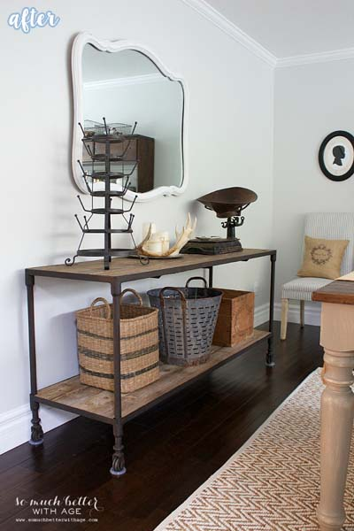 Vintage French Dining Room | betterafter.net