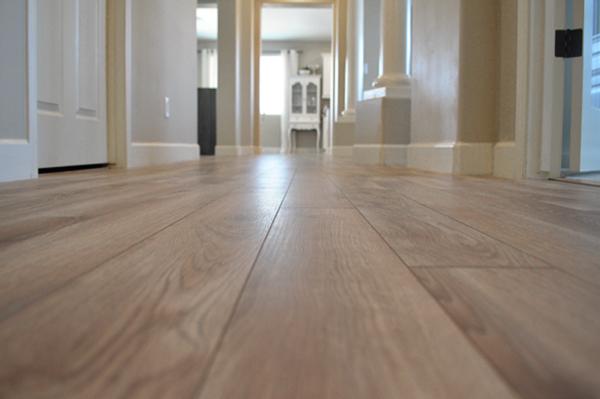 driftwood flooring detail