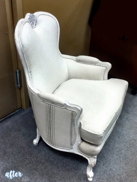 chair makeover jay z after