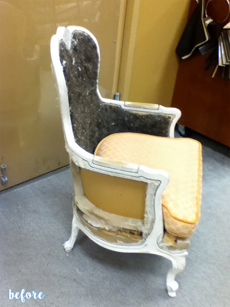 chair makeover jay z
