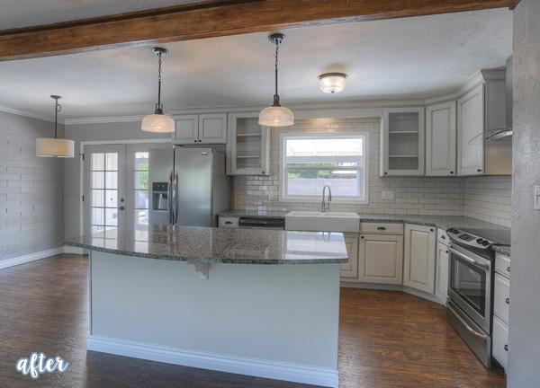 1958 Home Kitchen