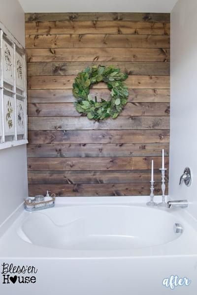 Gray Rustic Industrial Bathroom 1