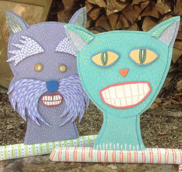 olive art pair