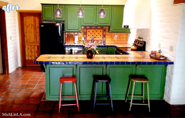 dill pickle makeover kitchen