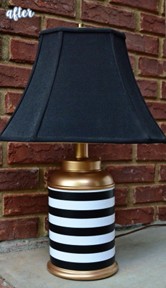 Ugly Lamps ... Where are they now? - Better After