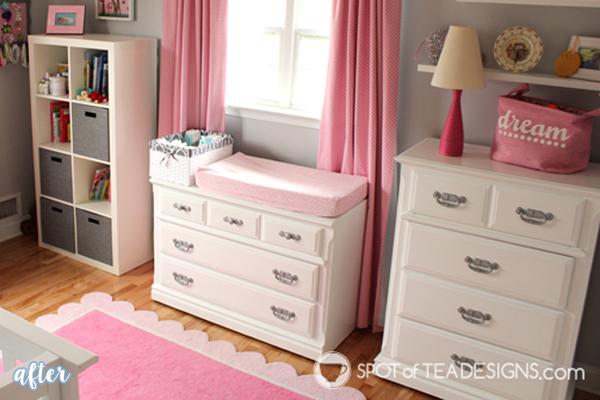 White Nursery Furniture