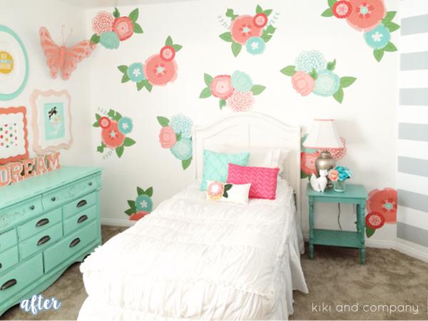 kiki bedroom after