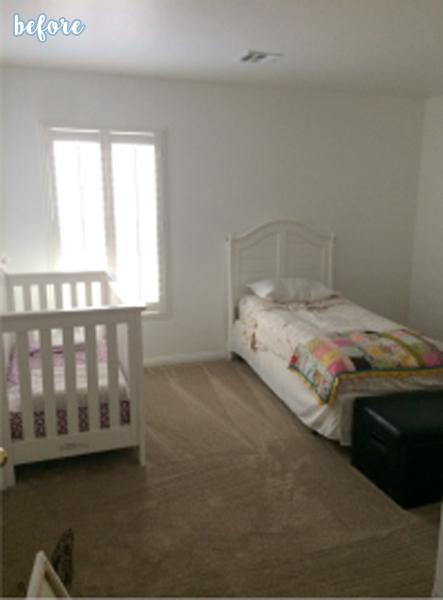 kiki bedroom makeover before