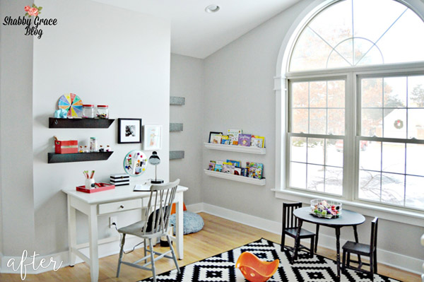 Bright and Fun Play Room