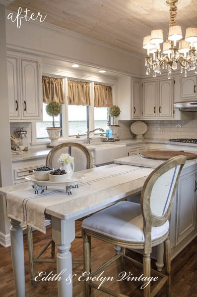 French Country Kitchen 1