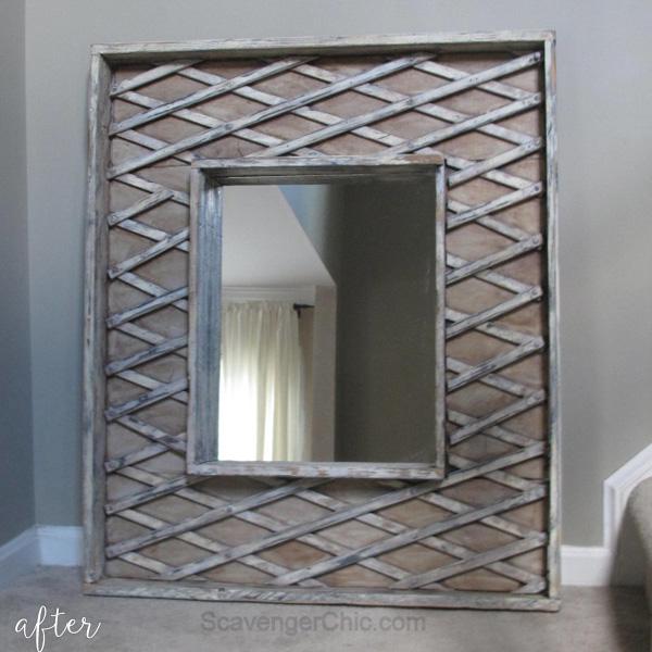 Baby Gate Mirror