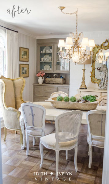 Fresh n 39 french dining room edition better after for French dining room