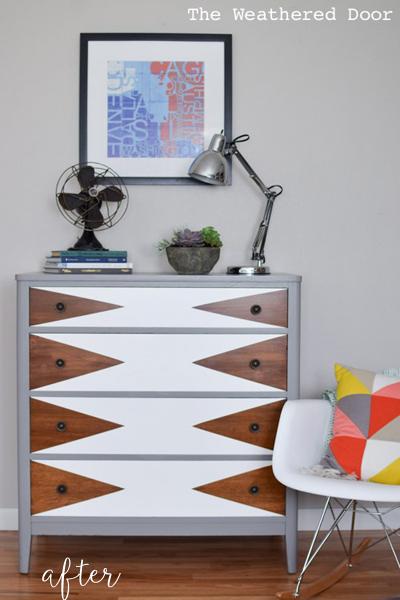Mod Triangle Dresser