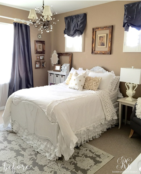 randi garret girl bedroom before