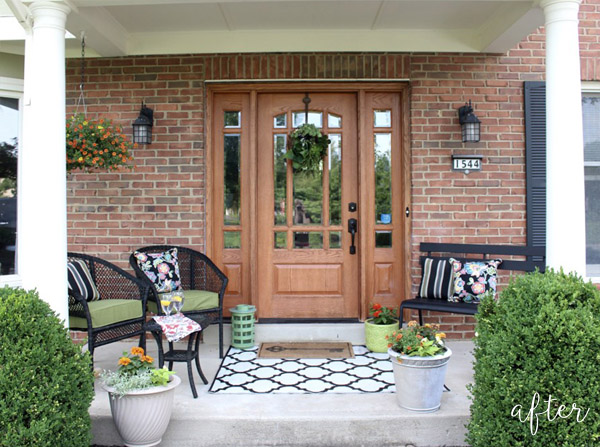 Curb Appeal Refresh