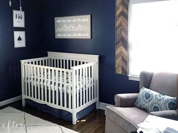 Little Boy Blue Nursery