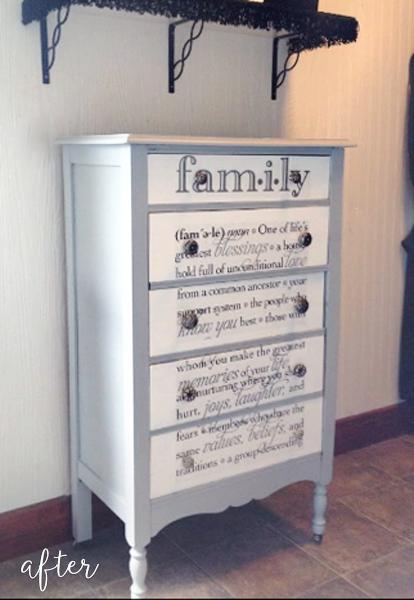Family Dresser