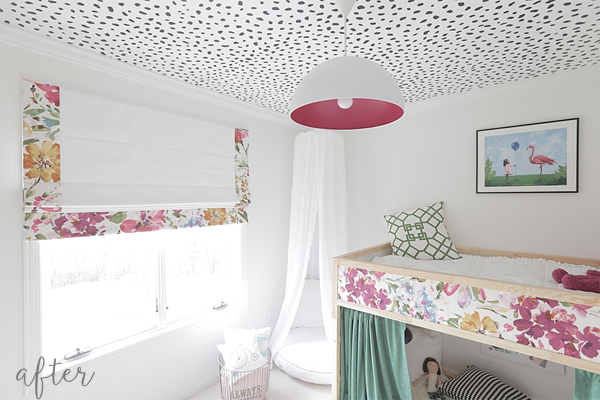 stenciled-ceiling-bedroom-makeover-after