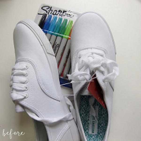 marimekko-shoe-makeover-before