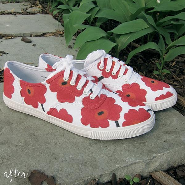 marimekko-shoe-makeover