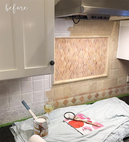 painted-tile-backsplash-before