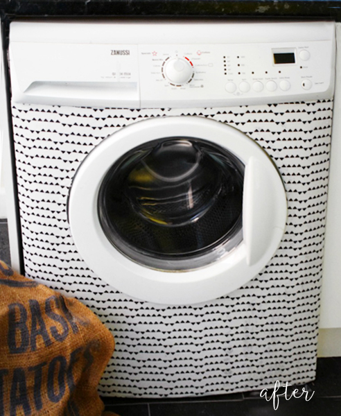 black-and-white-washing-machine