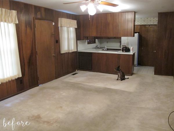 wood-paneled-kitchen-before