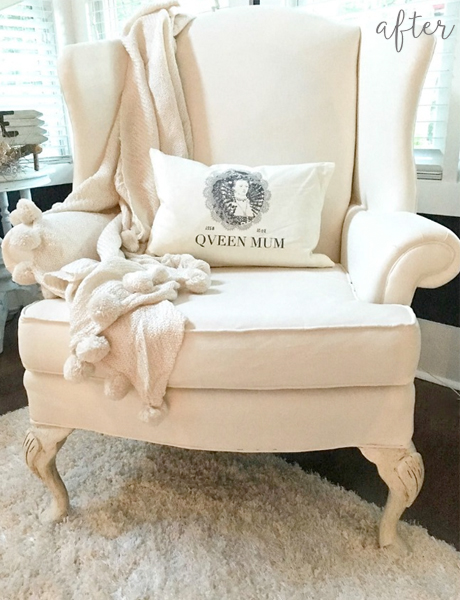 painted-cream-wing-chair