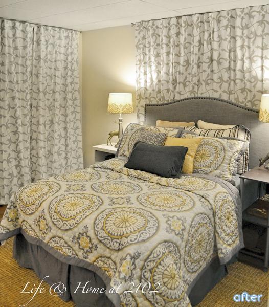 Basement Bedroom: Replacement In The Basement